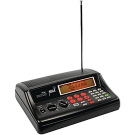 Whistler WS1025 Analog Desktop Scanner (Black)