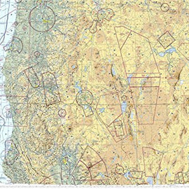 FAA Chart: VFR Sectional KLAMATH FALLS SKF (Current Edition)