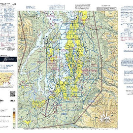FAA Chart: VFR TAC SEATTLE TSEA (Current Edition)
