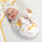 Bun & Chick Organic Cotton Hat Newborn - 1 Month
