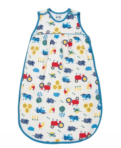 Farm life sleeping bag 0-6 Months