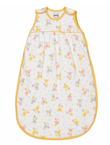 Bun & chick sleeping bag 6-18 Months