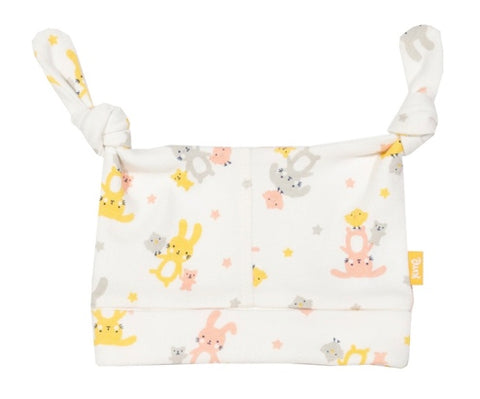 Bun & Chick Organic Cotton Hat 6-12 Months