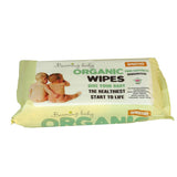 Beaming Baby Certified Organic Baby Wipes Sensitive 72 Wipes