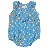 Seagull bubble romper 12-18 mths
