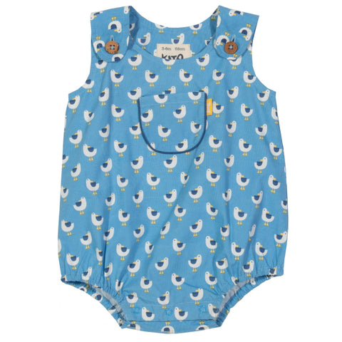 Seagull bubble romper 3-6 mths