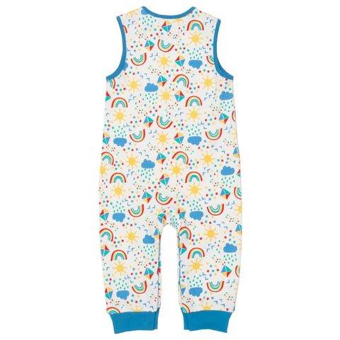 Sky High Dungarees 3-6 mths
