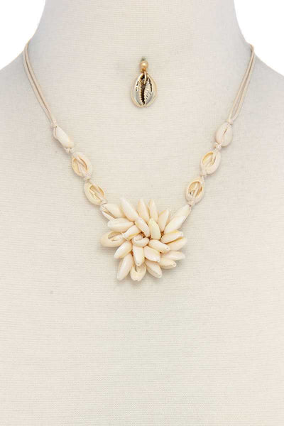 Seashell Necklace - Kimmie Jean