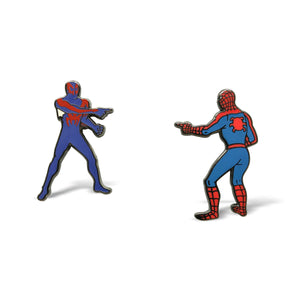 Double Identity 2099 Pin Set