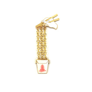 Takeout Chain pin
