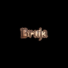 Load image into Gallery viewer, Bruja Enamel Pin