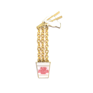 Cup Noodles Chain Pin