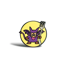Load image into Gallery viewer, Imp Lapel Pin