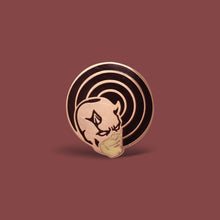 Load image into Gallery viewer, Daredevil Radar Enamel Pin