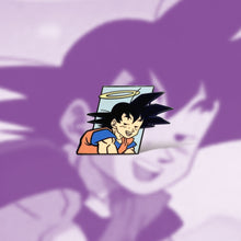 Load image into Gallery viewer, Dead Goku Enamel Pin