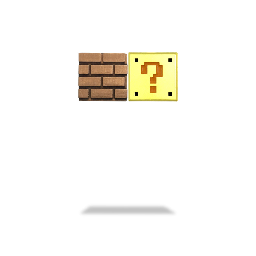 8-Bit Brick/Block Set