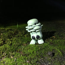 Load image into Gallery viewer, Oyster the Mushroom Figurine