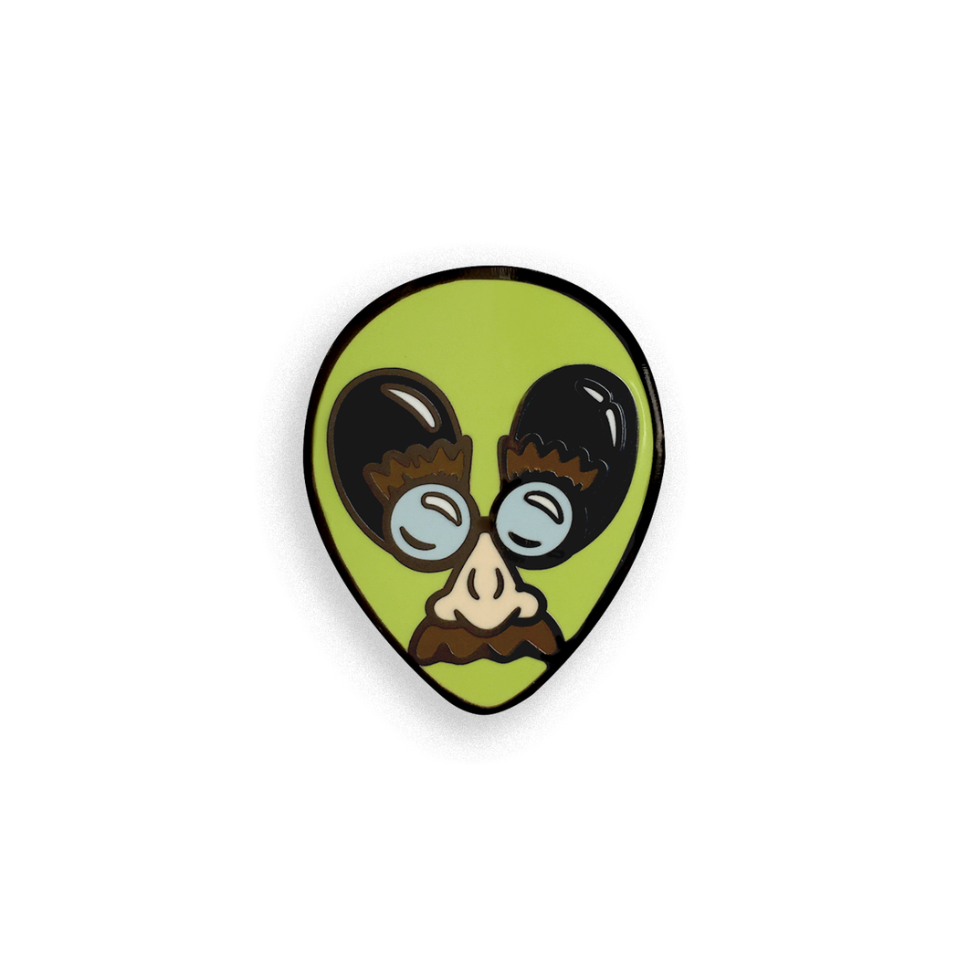 Masters of Disguise Lapel Pin