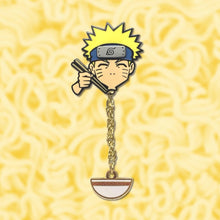 Load image into Gallery viewer, Grubbin' Naruto Chain Pin
