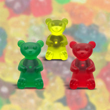 Load image into Gallery viewer, Gummy Bear 3D Poly Pin