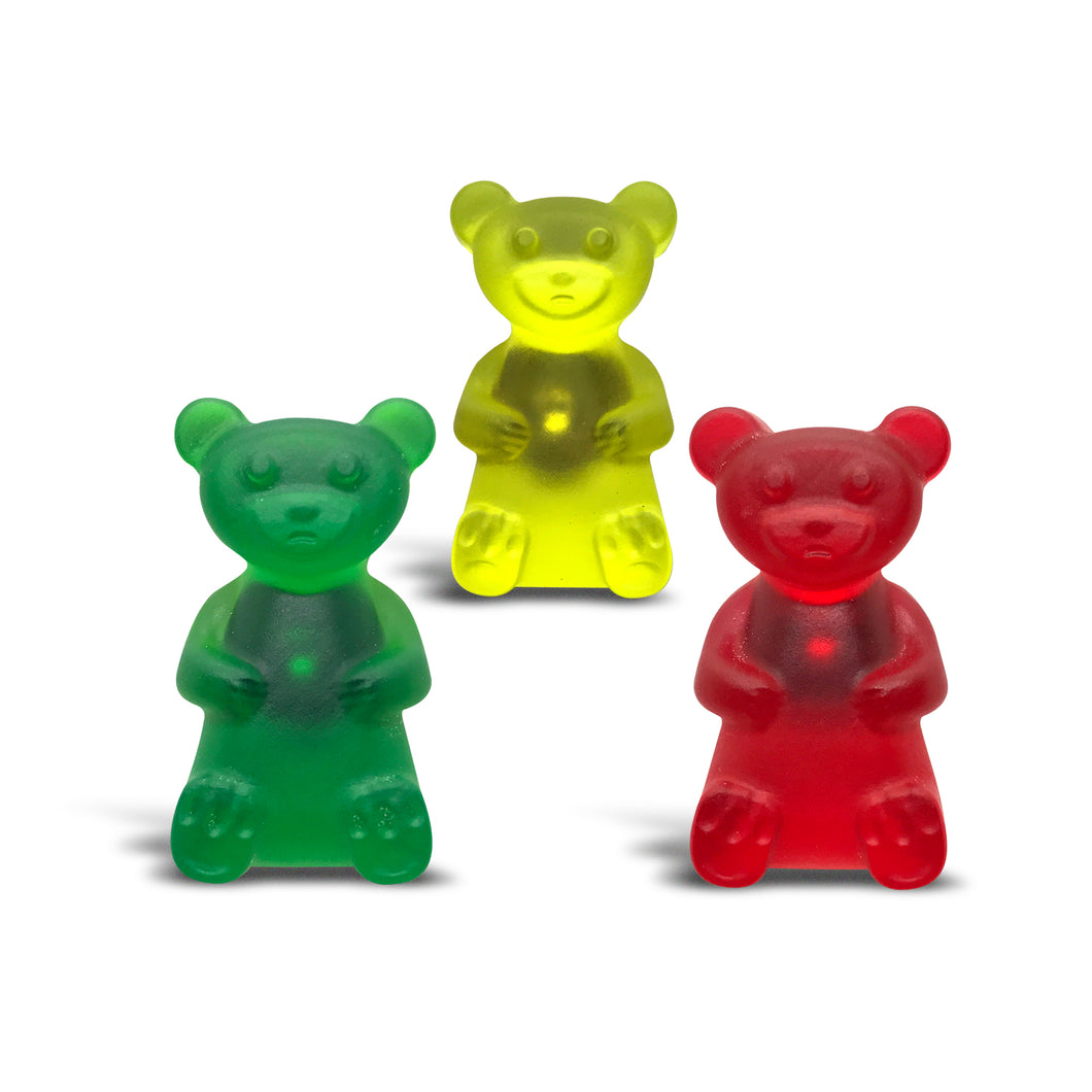 Gummy Bear 3D Poly Pin