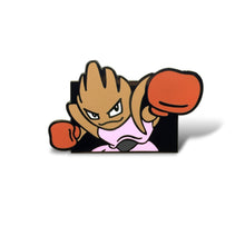 Load image into Gallery viewer, Hitmonchan Enamel Pin