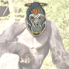 Load image into Gallery viewer, Harambe Enamel Pin