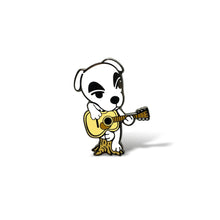 Load image into Gallery viewer, K.K. Slider Enamel Pin