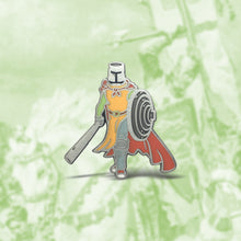 Load image into Gallery viewer, LARPer Enamel Pin