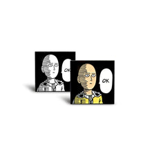 Load image into Gallery viewer, One Punch Man Enamel Pin
