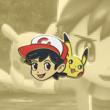 Load image into Gallery viewer, Let's Go Pikachu Enamel Pin