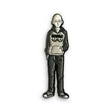 Load image into Gallery viewer, Casual Saitama Enamel Pin