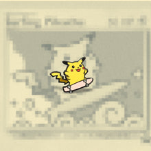 Load image into Gallery viewer, Skateboard Pikachu Enamel Pin