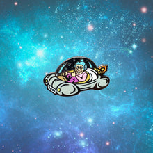 Load image into Gallery viewer, Space Cadet Enamel Pin