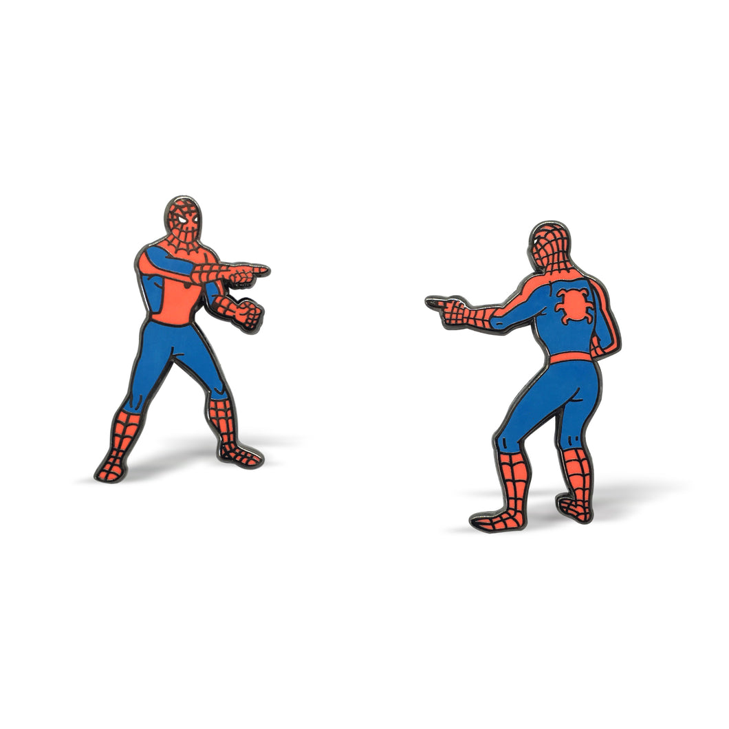 Double Identity Pin Set