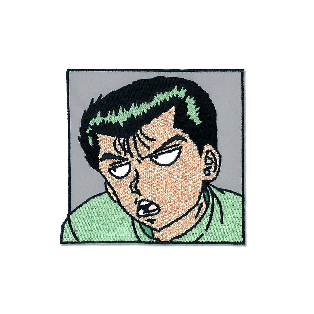 Eye Roll Yusuke Patch