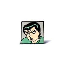 Load image into Gallery viewer, Eye Roll Yusuke Enamel Pin