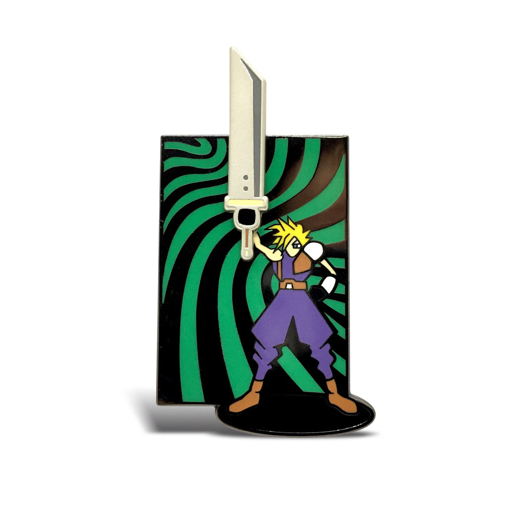 Cloud Victory Pin