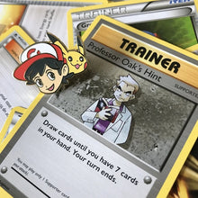 Load image into Gallery viewer, Pokémon Trainers 2-Pin Set