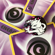 Load image into Gallery viewer, Mewtwo Enamel Pin