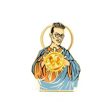 Load image into Gallery viewer, Pinlord Sacred Heart Enamel Pin