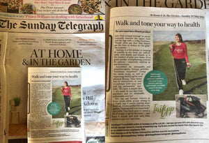 Sunday Telegraph Feature