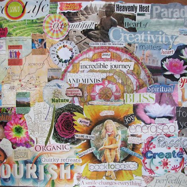 Your Home As A Vision Board for Your Life