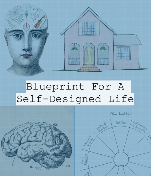 Blueprint for a Self Designed Life Course