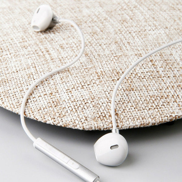 Baseus H06 In-ear Stereo Bass Earphones Headphones 3.5mm jack wired control HiFi Earbuds Headset for iPhone Xiaomi Mobile Phone