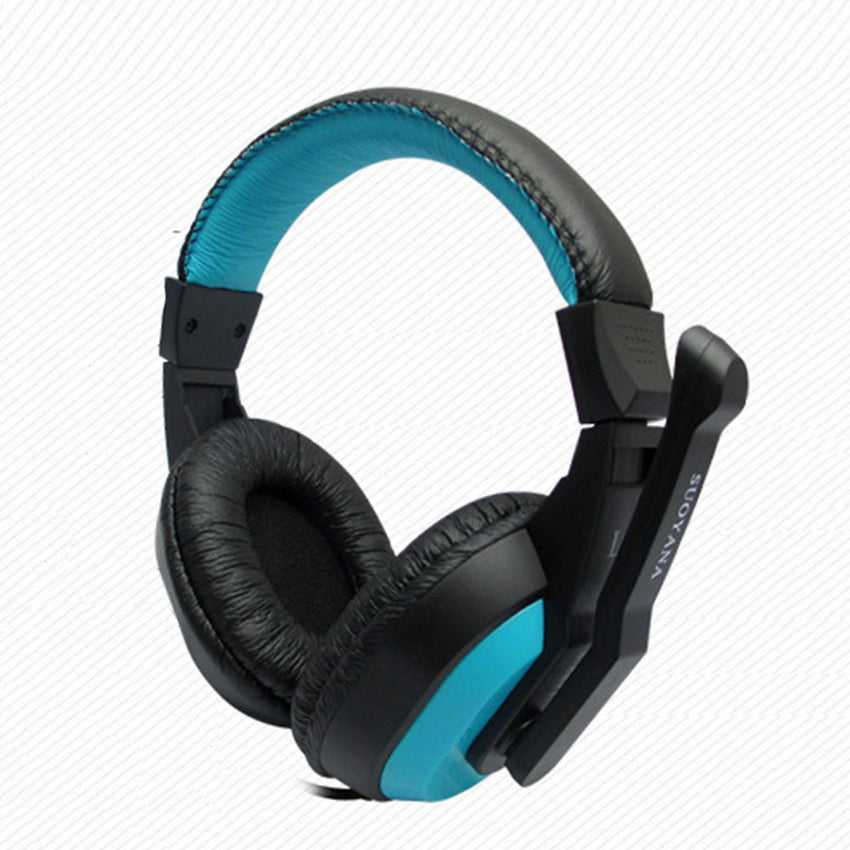 Overhead Headphone Ear Cup with Mic