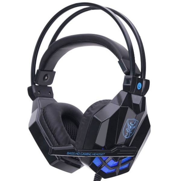 Vibration Headphones Gaming Shine