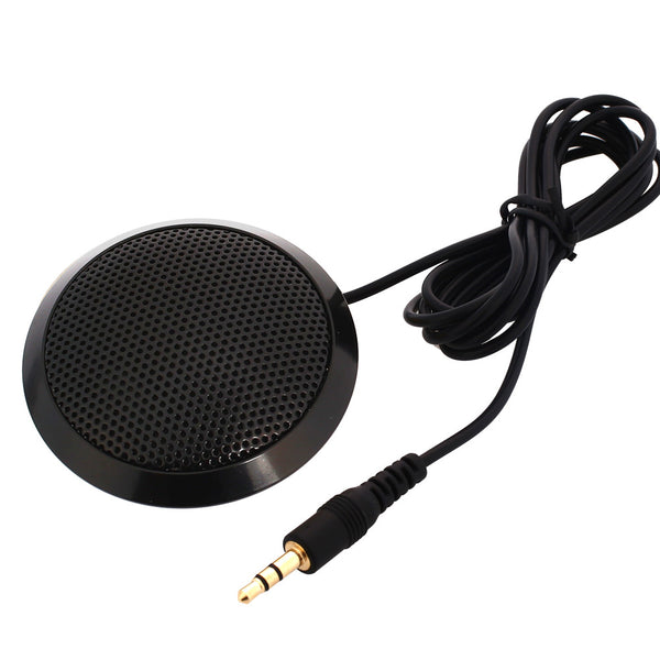 Karaoke Microphone Computer Microphone Compatible 360° 3.5mm Gift Song Microphone Chatting PC