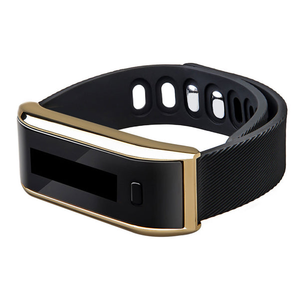 Bluetooth 4.0 Smart Wristband Smart Watch Bracelet Calorie Tracker For IPhone