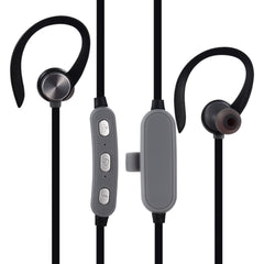 Mobile Phones HIFI Wireless Bluetooth Headset Earphone with Necktie Clip Magnetic Bass Telephone Headphone